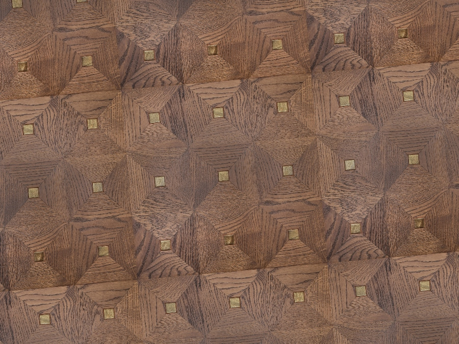 Mosaic parquetry, square parquetry, tile parquetry